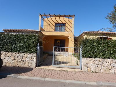 Photo for Idyllic Holiday Home on the Costa Smeralda with Terrace and Air Conditioning; Pets Allowed