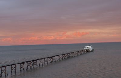 Photo for Stunning Waterfront Estate on Chesapeake with Private Guesthouse at end of Pier