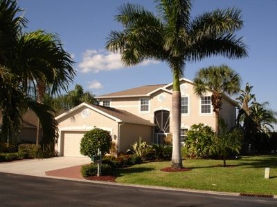 Photo for Large house by lake, close to beaches of Fort Myers & Sanibel