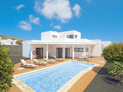Photo for Holiday accomodations Villas Blancas, Playa Blanca  in Lanzarote - 6 persons, 3 bedrooms