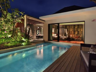 Photo for Mystique One-Bedroom Villa with Private Pool, Villa size: 1894 ft²