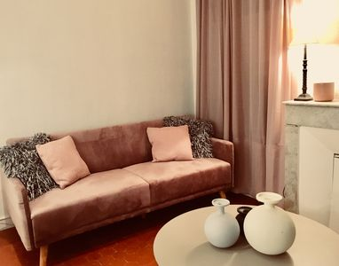 Photo for Charming Aix apartment