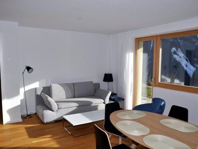 Photo for Very nice, newly furnished apartment in a quiet and sunny residential area on the eastern