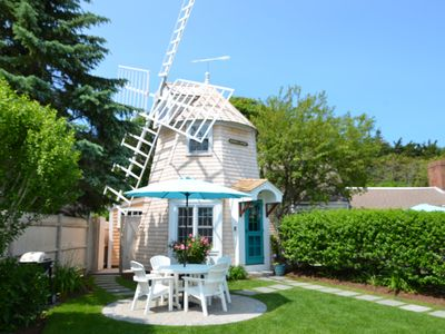 Photo for NEW! Windmill Cottage! Walk to Beach & Town!