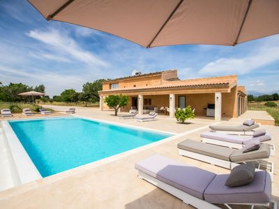 Photo for Vacation home Can Toni  in Inca, Mallorca - 12 persons, 6 bedrooms