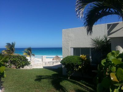 Photo for Modern Villa Located On Caribbean Beach