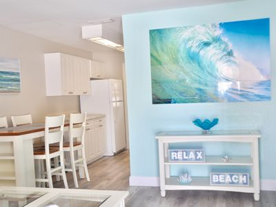 Photo for NEW!! Crystal Sands Beach House II at Indian Rocks Beach!