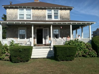 Photo for 4BR Cottage Vacation Rental in Westerly, Rhode Island