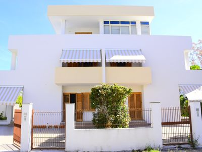 Photo for Rent ground floor apartment in RIVABELLA (Gallipoli) 100m from the sea!