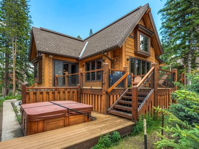 Photo for Gondola In/Out! - Located in the beautiful Shock Hill neighborhood in the heart of Breckenridge.