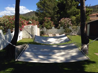 Photo for Villa Camilla just a step away from the sea with excellent for relaxing garden