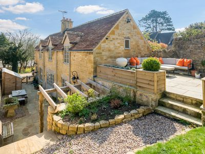 Photo for Idyllic Village, Interior Designed, Private, 5* Luxury Cottage, Simply Stunning