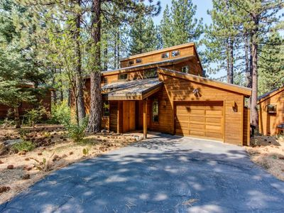 Photo for Northstar Charmer with Spectacular Forest & Golf Views