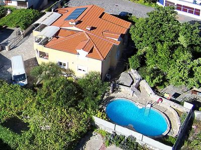 Photo for Apartment 166 m from the center of Vodice with Parking, Internet, Washing machine, Air conditioning (643149)
