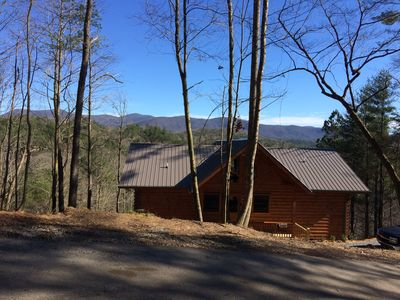 """Photo for Cozy-Lazy Bear Inn """"Brand New"""" just listed!  Amazing Views!!!"""