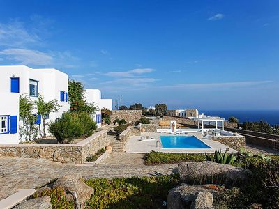 Photo for Dreaming Villa Thekla to rent in Mykonos by My Rental Homes