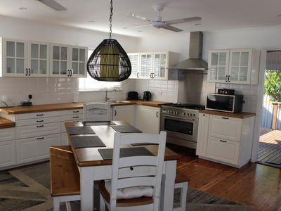 Photo for Comfortable family home close to beach and coffee shops - Break Away Cottage