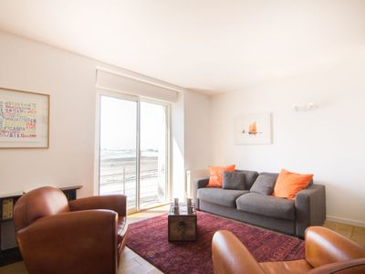 Photo for 3 bedroom Apartment, sleeps 7 in Saint-Malo with WiFi