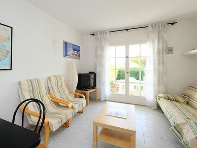 Photo for Vacation home Urb. Sta. Catalina in L'Estartit - 6 persons, 2 bedrooms