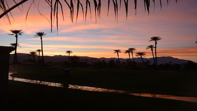 Photo for Golf Course Home with terrific sunset views  1.7 mi. from Concerts