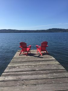 Photo for Luxury Waterfront Vacation Hideaway: family friendly, whales, birding, & more!