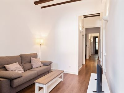Photo for Spacious & Comfy 4 Bed w/Balcony in Gracia