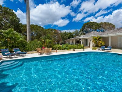 Photo for Galena, Sandy Lane Estate - Ideal for Couples and Families, Beautiful Pool and Beach