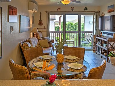 Photo for Pristine Lihue Condo w/Resort Perks -Walk to Beach