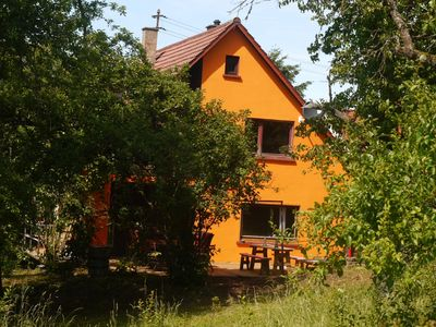 Photo for Great rust. Country house with a romantic garden and wood-heated. Finland sauna