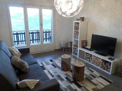 Photo for Completely renovated 3 1/2 Room apartment 3*** apartment for max 8 people, located at the bottom of