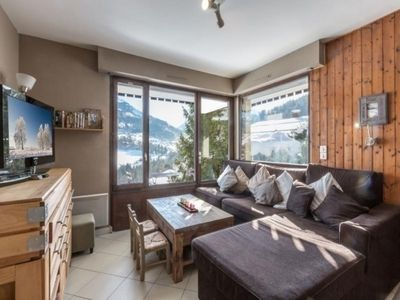 Photo for Apartment La Clusaz, 1 bedroom, 4 persons