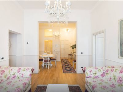 Photo for Elegant flat in old town Pistoia, b/w Florence&Pisa to discover the real Tuscany