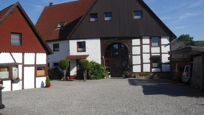 "Photo for A cozy property with history in the beautiful ""Lipperland"", Teutoburg Forest"