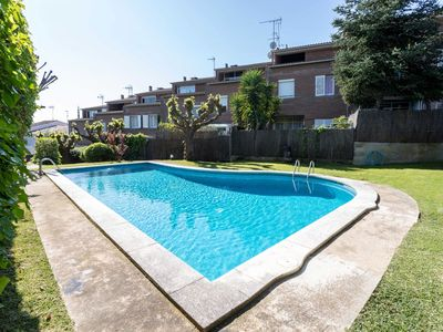 Photo for ALZINA - Townhouse with shared pool and parking, wifi, ping pong, foosball