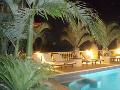 """Photo for The """"Coral Suite"""" Villa. Large Party Groups, Weddings, Anniversaries"""