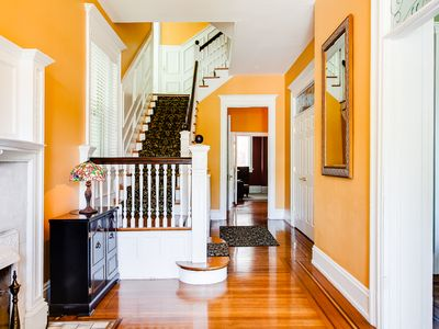Photo for 6 BR Victorian House in Historic Old Louisville - Prime Location