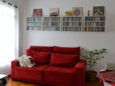 Photo for Charming apartment in Vila Madalena