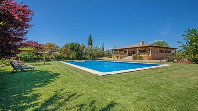 Photo for Jardinero - Very nice holiday home with pool and air conditioning