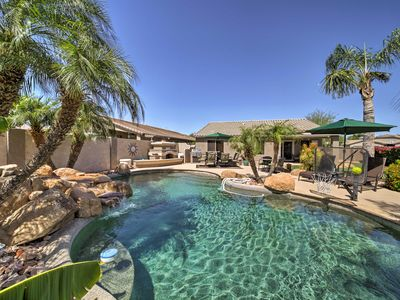Photo for Surprise Family House w/Resort-Style Yard & Pool!