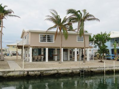 Photo for Hemingway Hideaway 3br/2ba, Great boating from deepwater seawalled canal