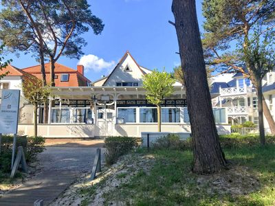 Photo for RCS03 - beachfront apartment, 1 sep. Bedroom, WiFi - Residence Clara Sophia (Strandpromenade Binz)