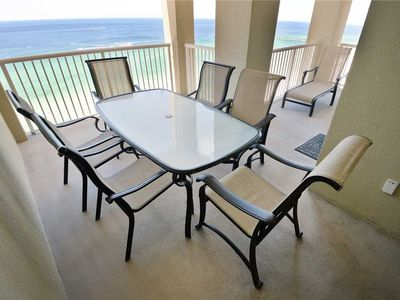 Photo for Grand Panama 1701 - Tower I, 3 Bedrooms, Sleeps 8, Beachfront, Wi-Fi, Pool