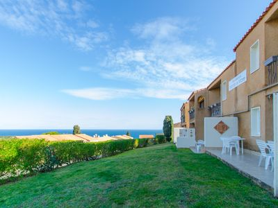 Photo for 1BR Apartment Vacation Rental in Lumio, Corse
