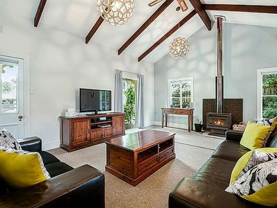 Photo for Central Peach - Queenstown Holiday Home
