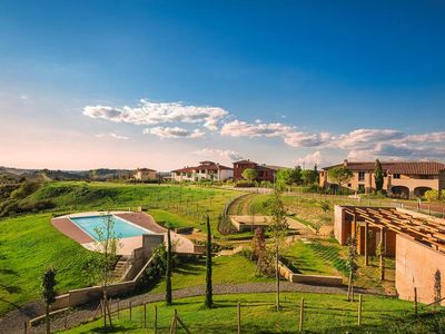 Photo for Holiday resort La Collina, Montaione  in Um Florenz - 6 persons, 2 bedrooms