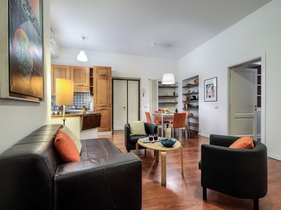 Photo for S. Giovanni apt near Metro A and walking distance to Colosseo