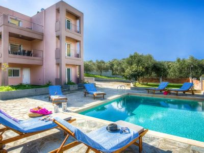 Photo for Vacation home Kaliviani Villa  in Apokoronas, Crete - 6 persons, 3 bedrooms