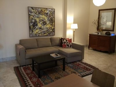 Photo for Apartment in the center of Antequera, with parking in the same building