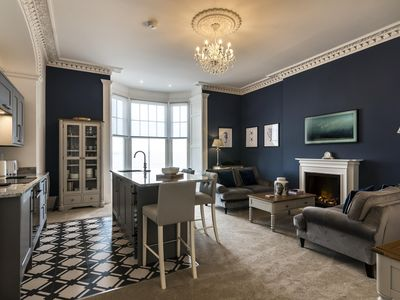 Photo for Fisherman's Catch - 2 Bedroom Luxury Apartment - Tenby