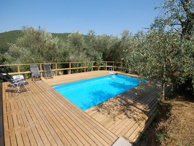 Photo for 4 bedroom Villa, sleeps 10 with Pool, FREE WiFi and Walk to Shops